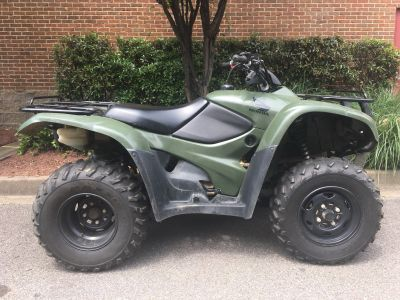 2013 Honda FourTrax Rancher Utility ATVs Olive Branch, MS