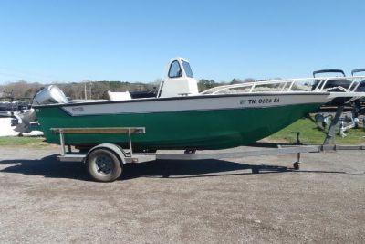 1994 Gravois Center Console Fishing Boat