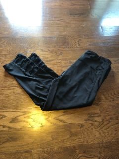 Juniors athletic capris (medium) dri fit material - detailing at the bottom. Must meet at Lowe s or Hyvee