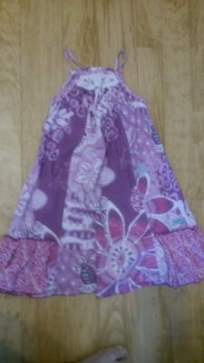 Naartjie kids sun dress. Sz L - 6yrs. No rips tears or stains. Cross posted