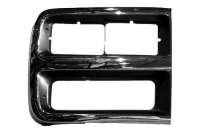 Find Replace GM2513127 - 82-90 Chevy S-10 RH Passenger Side Headlight Door Brand New motorcycle in Tampa, Florida, US, for US $8.58