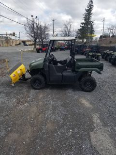 2011 Honda Big Red Side x Side Utility Vehicles State College, PA