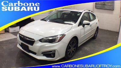 2018 Subaru Impreza Limited (Crystal White Pearl)