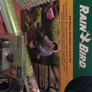 Rain Bird Watering System New