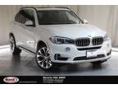 Used 2016 BMW X5 White, 34.6K miles