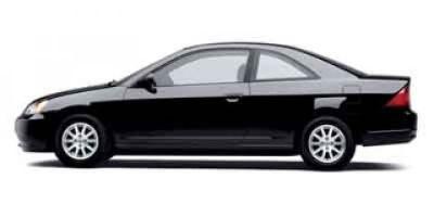 2003 Honda Civic HX (Nighthawk Black Pearl)