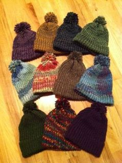 Warm Winter Hats and Scarfs