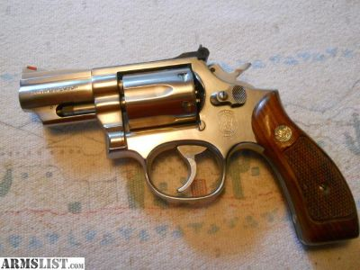 """For Sale: Smith & Wesson Mdl. 66-2 .357 Magnum 2 1/2"""""""