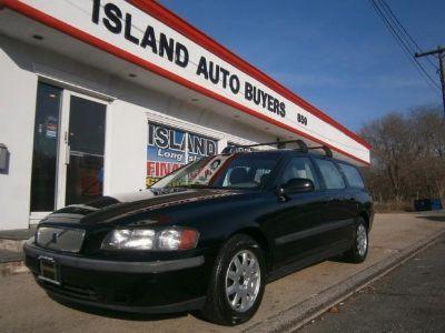 2003 Volvo V70 2.4 (Black)