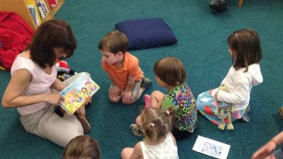 French Summer Classes for Small Children in Alexandria