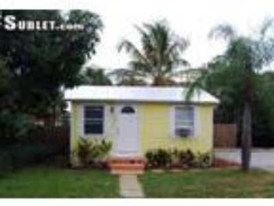 One BR Two BA In Palm Beach FL 33403