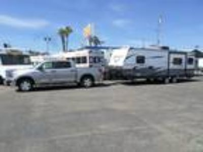 2018 Starcraft Launch 24 Travel Trailer 2007 Toyota Tundra 4x4