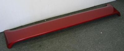 Find Roush 2006 - 2008 Dodge SRT8 Tailgate Spoiler Candy Apple Red motorcycle in Highland, Indiana, US, for US $299.99