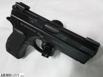 For Sale: CZ 75 P-01 - USED LIKE NEW
