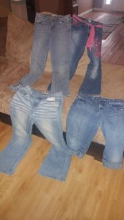 Girls Jeans (size 14)