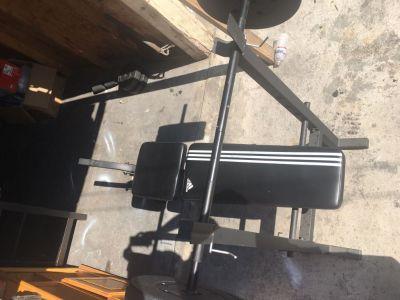 Adidas bench