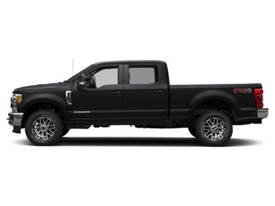 2019 Ford Super Duty F-250 4WD Crew Cab Box (Agate Black Metallic)
