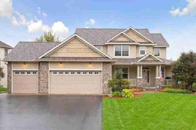 10749 Perry Drive N Minneapolis Five BR, Immaculate home shows