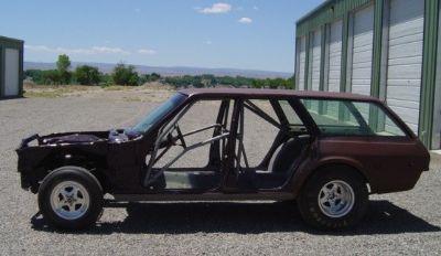 Dodge Aspen Or Plymouth Volare Wagon.Older Super Stock Build