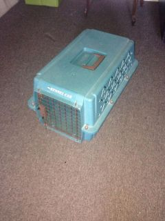 Kennel cab. Will work for small dog or cat