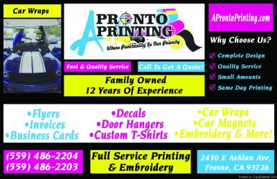 Full Service Printing