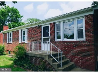 3 Bed 1 Bath Foreclosure Property in District Heights, MD 20747 - Leona St