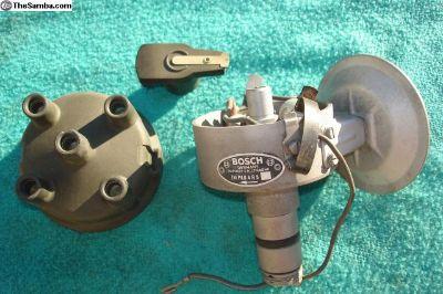 Big Bosch Ger. Dist & Cap & Rotor