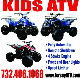 125cc KIDS ATV's