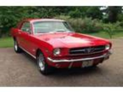 1964 Ford Mustang 2dr Coupe