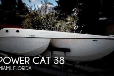 1986 Power Cat Saber 38