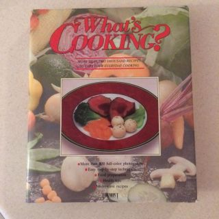 Cookbook - What's Cooking?