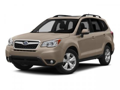 2015 Subaru Forester 2.5i Premium (Burnished Bronze Metallic)