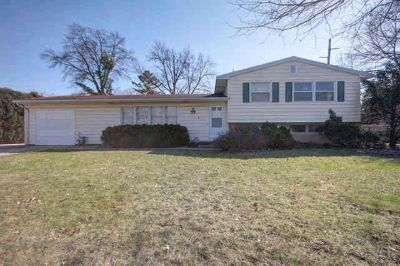 1508 Mayfair Road Champaign, Four BR AND a 4 car garage!