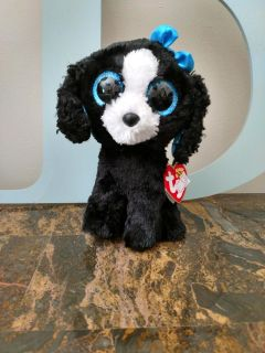 ty Beanie Boos Tracey the dog