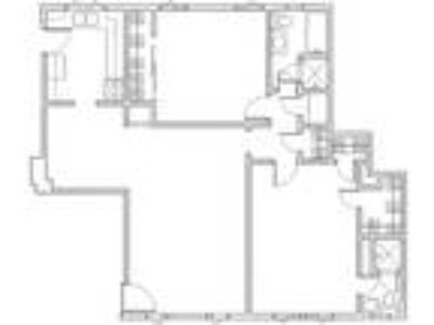 Silton Westwood Apartments - Two BR Two BA FLOOR PLAN C 964 HILGARD