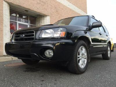 2004 Subaru Forester XT (Java Black Pearl)