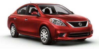 2012 Nissan Versa 1.6 S (Titanium)