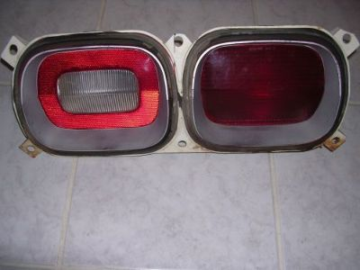 Buy 1973-1974 JAVELIN / AMX TAIL LIGHT RH EXCELLENT CONDITION motorcycle in Delta, Colorado, United States, for US $82.50