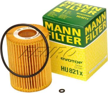 Sell NEW MANN-FILTER Engine Oil Filter HU821X Mercedes-Benz OE 6421800009 motorcycle in Windsor, Connecticut, US, for US $12.67