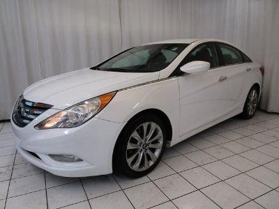 2012 Hyundai Sonata Limited (Shimmering White Mica)