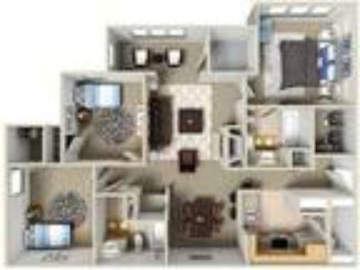 The Trellises Apartments - Three BR, Two BA w/Patio/Balcony/Sunroom