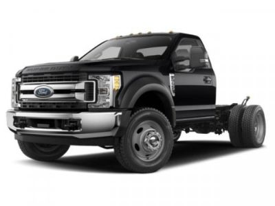 2019 Ford F-550 XL (Pq Race Red)
