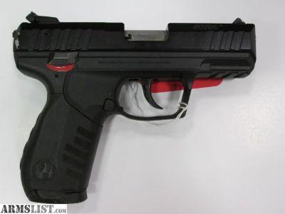 For Sale: Used Ruger SR22 .22LR