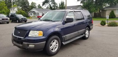 2004 Ford Expedition XLT (Blue)