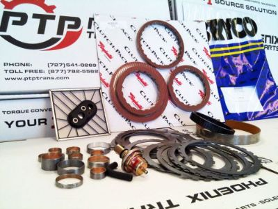 Sell TURBO TH350 TRANSMISSION HI PERFORMANCE REBUILD KIT 69-79 CHEVY motorcycle in Saint Petersburg, Florida, United States, for US $245.85