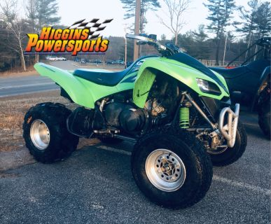 2004 Kawasaki KFX 700 V Force ATV Sport ATVs Barre, MA