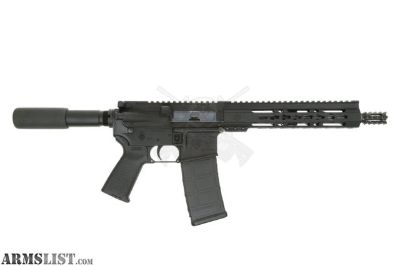 For Sale: AR PISTOL 10.5 USED