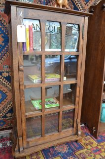 Mission Oak Bookcase / Arts and Crafts Mission ...