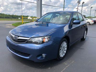 2011 Subaru Impreza 2.5i Premium (Marine Blue Pearl)