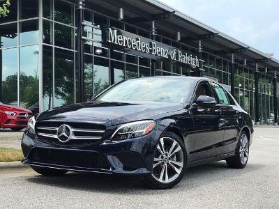 2019 Mercedes-Benz C-Class (Lunar Blue Metallic)
